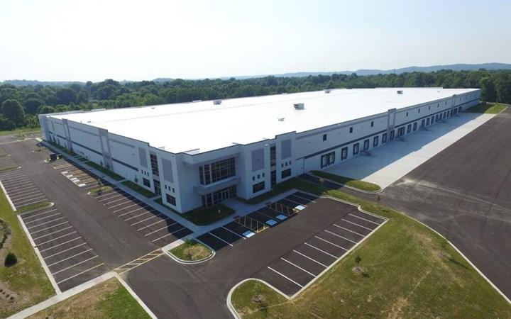 Iac Riverport Distribution Center Krusinski