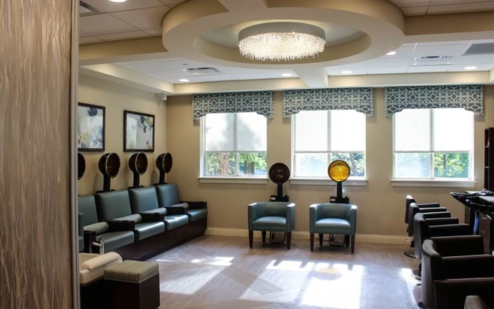 SEDGEBROOK CLUBHOUSE AND SALON RENOVATIONS
