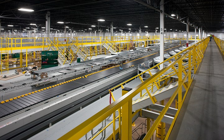 E-COMMERCE FACILITY – JOLIET